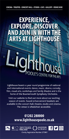 Lighthouse Poole Centre for the Arts