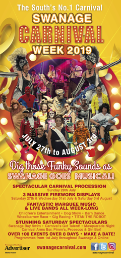 Swanage Carnival 2019